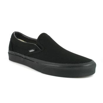 Čevlji  Slips on Vans CLASSIC SLIP ON Črna / Črna
