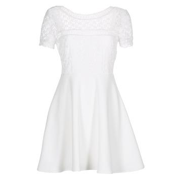 Oblačila Ženske Kratke obleke Betty London INLOVE Biały