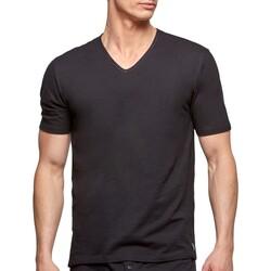 Oblačila Moški Majice s kratkimi rokavi Impetus 1360002 020 Črna