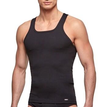 Oblačila Moški Majice brez rokavov Impetus 1334001 020 Črna