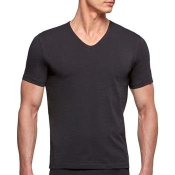 Oblačila Moški Majice s kratkimi rokavi Impetus 1351021 020 Črna