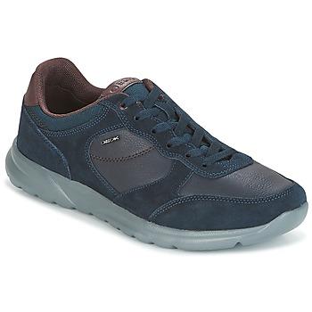 Čevlji  Moški Nizke superge Geox U DAMIAN Modra
