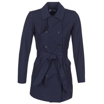 Oblačila Ženske Trenči Only LUCY Modra