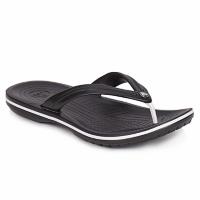 Čevlji  Japonke Crocs CROCBAND FLIP Črna