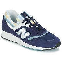 Čevlji  Ženske Nizke superge New Balance WL697 Modra