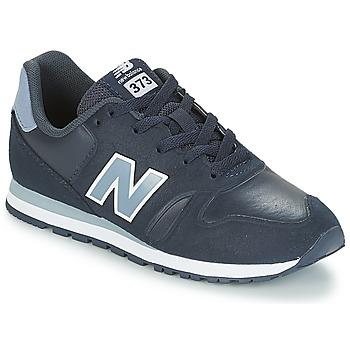 Čevlji  Otroci Nizke superge New Balance KV373 Modra