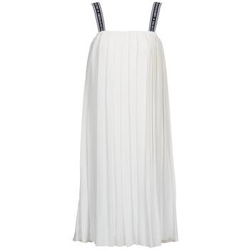 Oblačila Ženske Dolge obleke American Retro VERO LONG Bela