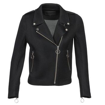 Oblačila Ženske Jakne & Blazerji American Retro JASMINE JCKT Črna