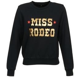 Oblačila Ženske Puloverji American Retro MIRKO Črna