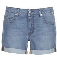 Oblačila Ženske Kratke hlače & Bermuda Moony Mood INYUTE Modra / Svetla