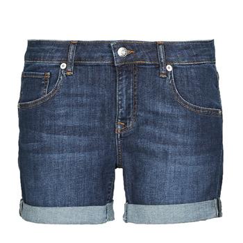 Oblačila Ženske Kratke hlače & Bermuda Moony Mood INYUTE Modra