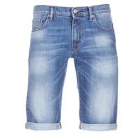 Oblačila Moški Kratke hlače & Bermuda Casual Attitude IXOLAK Modra / Svetla