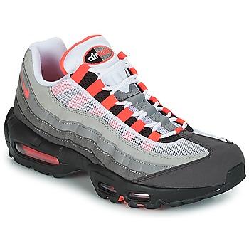 Čevlji  Moški Nizke superge Nike AIR MAX 95 OG Bela / Rdeča