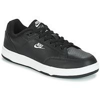 Čevlji  Moški Nizke superge Nike GRANDSTAND II Črna
