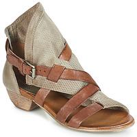 Čevlji  Ženske Sandali & Odprti čevlji Dream in Green BIVIO Taupe