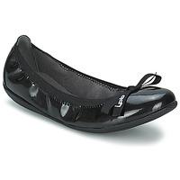 Čevlji  Ženske Balerinke LPB Shoes ELLA VERNIS Črna