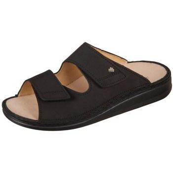 Čevlji  Moški Natikači Finn Comfort Riad Buggy Črna