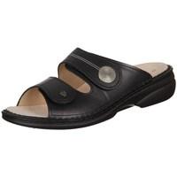 Čevlji  Ženske Natikači Finn Comfort Sansibar Črna