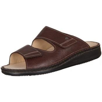 Čevlji  Moški Natikači Finn Comfort Riad Braun Karbo Rjava
