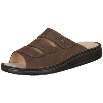 Čevlji  Moški Natikači Finn Comfort Korfu Tabak Carat Rjava