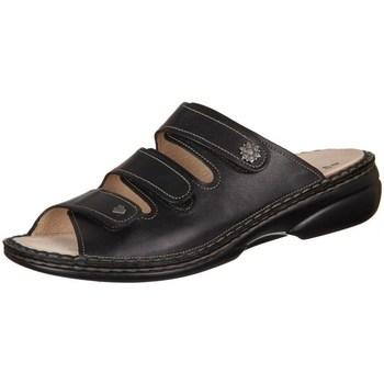Čevlji  Ženske Natikači Finn Comfort Menorca Črna