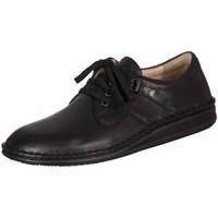 Čevlji  Moški Čevlji Derby Finn Comfort Vaasa Črna
