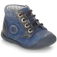 Čevlji  Dečki Visoke superge Catimini RAYMOND Modra