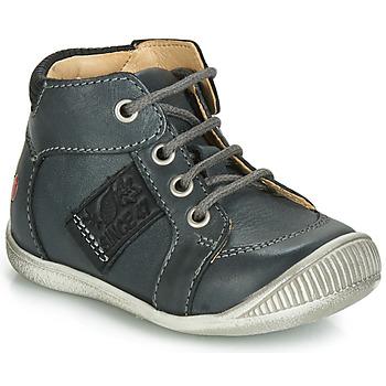 Čevlji  Dečki Visoke superge GBB RACINE Siva