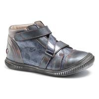 Čevlji  Deklice Visoke superge GBB RADEGONDE Vtv / Modra / Siva+imp / Dpf / Franca