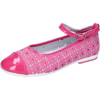Čevlji  Deklice Balerinke Didiblu Balerinke AG486 Roza
