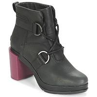 Čevlji  Ženske Gležnjarji Sorel MARGO™ LACE Črna