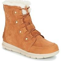 Čevlji  Ženske Škornji za sneg Sorel SOREL™ EXPLORER JOAN Kamel