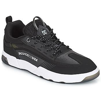 Čevlji  Moški Nizke superge DC Shoes LEGACY98 SLM SE M SHOE BLO Črna