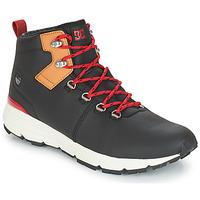 Čevlji  Moški Nizke superge DC Shoes MUIRLAND LX M BOOT XKCK Črna / Rdeča