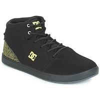 Čevlji  Otroci Visoke superge DC Shoes CRISIS HIGH SE B SHOE BK9 Črna / Zelena