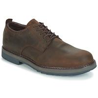 Čevlji  Moški Čevlji Derby Timberland Squall Canyon PT Oxford Kostanjeva