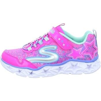 Čevlji  Deklice Nizke superge Skechers Galaxy Lights Kinder Roza