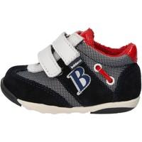 Čevlji  Dečki Nizke superge Balducci AG929 Modra