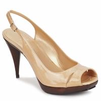 Čevlji  Ženske Sandali & Odprti čevlji Stuart Weitzman ARAGON Bež
