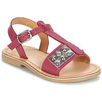 Čevlji  Deklice Sandali & Odprti čevlji Mod'8 ZAZIE Rožnata
