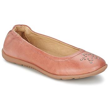 Čevlji  Deklice Balerinke Mod'8 OLIVIA Breskev