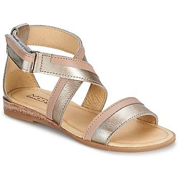 Čevlji  Deklice Sandali & Odprti čevlji Mod'8 JOYCE Pozlačena