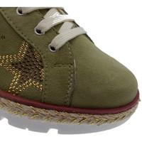 Čevlji  Ženske Nizke superge Calzaturificio Loren LOC3786sa verde