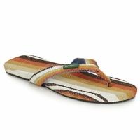 Čevlji  Moški Japonke SoleRebels EASYRIDING Kostanjeva