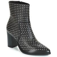 Čevlji  Ženske Gležnjarji Steve Madden RADLEY Črna