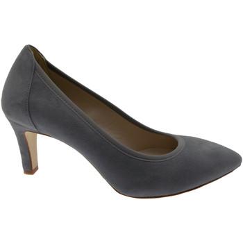 Čevlji  Ženske Salonarji Melluso MED078Eje grigio
