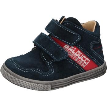 Čevlji  Dečki Visoke superge Balducci Superge AD585 Modra