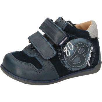 Čevlji  Dečki Visoke superge Balducci Superge AD588 Modra