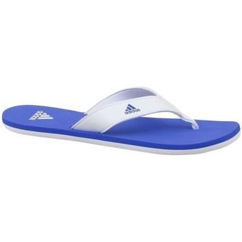 Čevlji  Otroci Japonke adidas Originals Beach Thong 2 K Bela, Modra