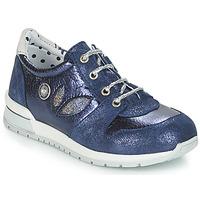 Čevlji  Deklice Nizke superge Catimini CHOCHOTTE Modra
